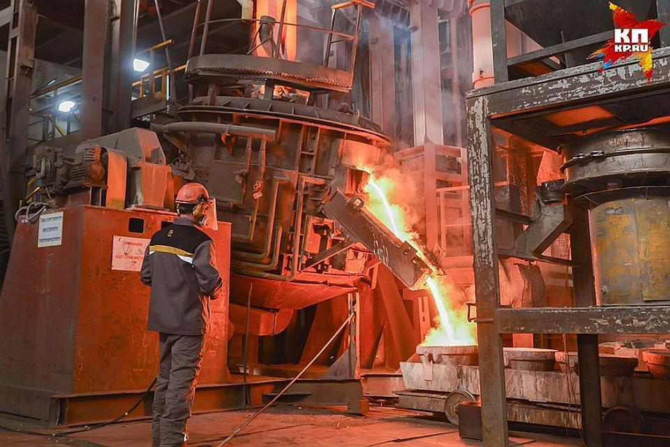 ВЧелябинской области улучшились характеристик  индустриального  производства