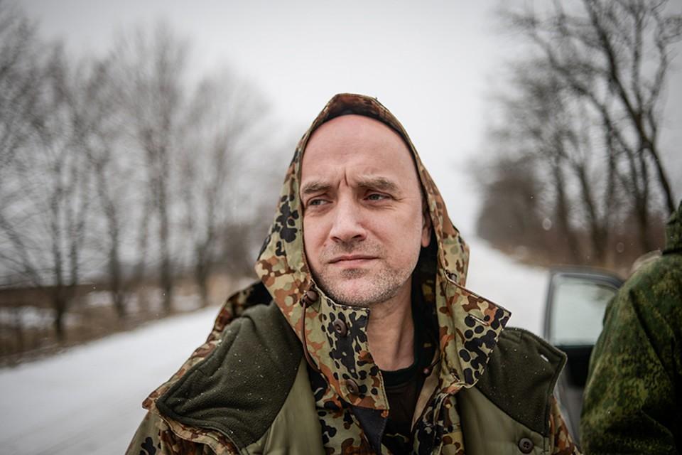 Писатель З.Прилепин примет участие всъемках документального фильма оСеверном Кавказе