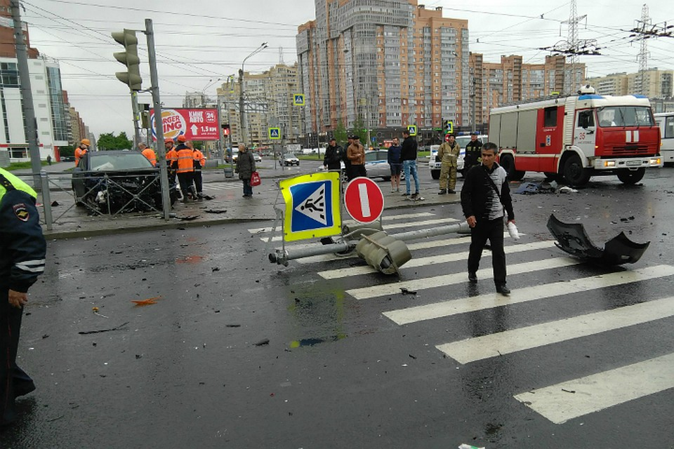 В ужасной трагедии наЛенинском погибла женщина