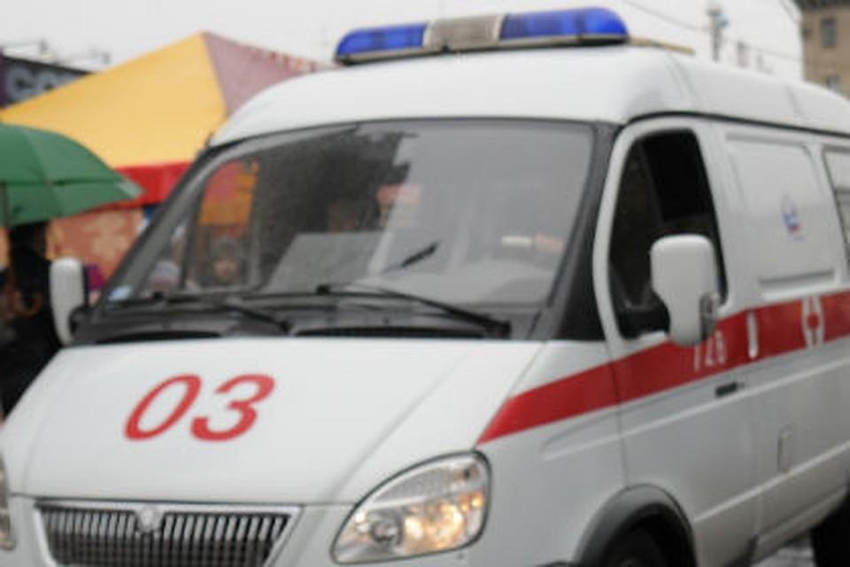 ВСмоленской области 3-х летний ребенок выпал изокна