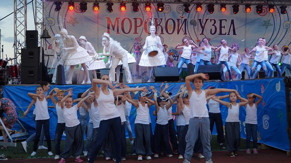 ВНовороссийске пройдет международный фестиваль «Морской узел»