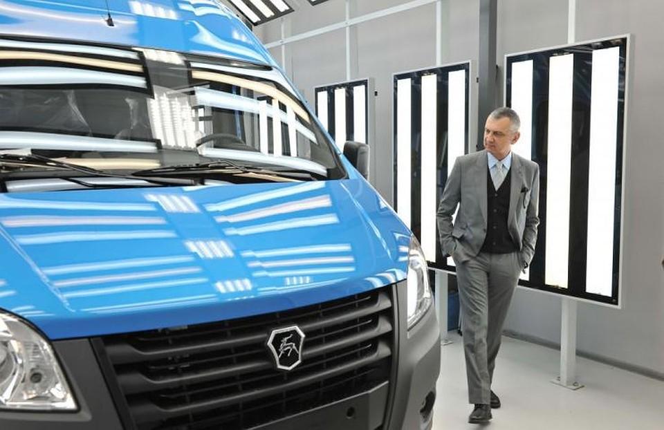 «Группа ГАЗ» начнет поставлять автомобили вИорданию