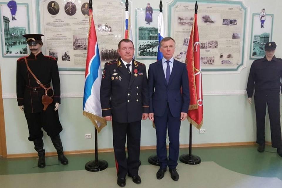 Сергея Умнова наградили орденом «Зазаслуги перед Отечеством»
