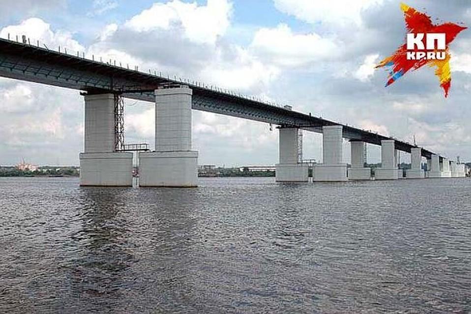 ВУдмуртии мосты через реки Кама иБуй откроют 25июля