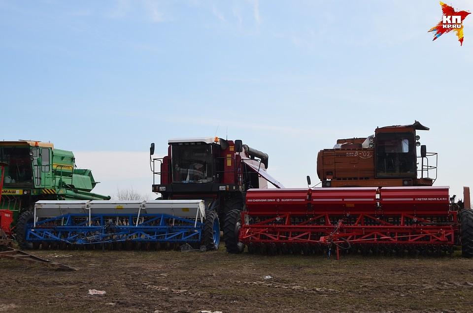 Больше 25 млн руб. господдержки получат фермеры Орла