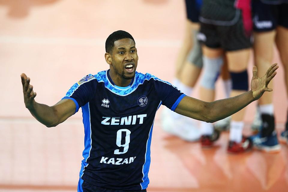 Игрока «Зенита» Леона назвали самым высокооплачиваемым волейболистом мира
