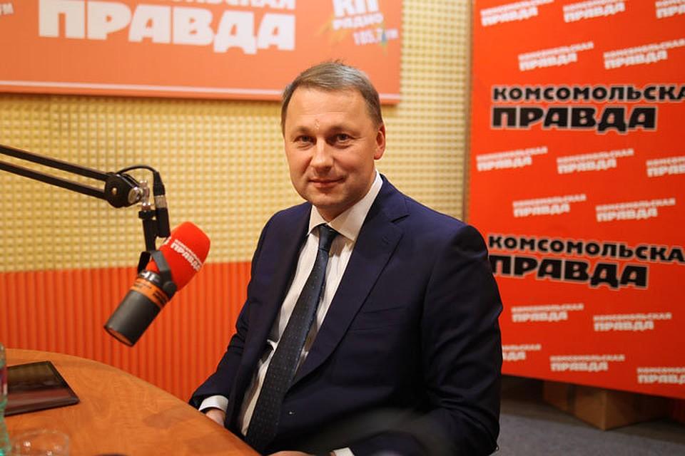 Андрей Мурга покинет пост министра финансового развития Ставрополья