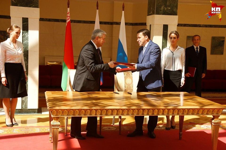 Свердловская область может купить партию электробусов из республики Белоруссии