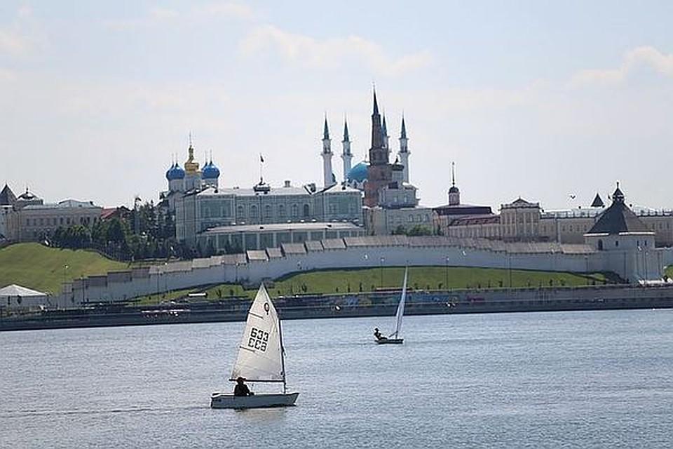 ВКазани с17июля запрещают движение маломерных судов