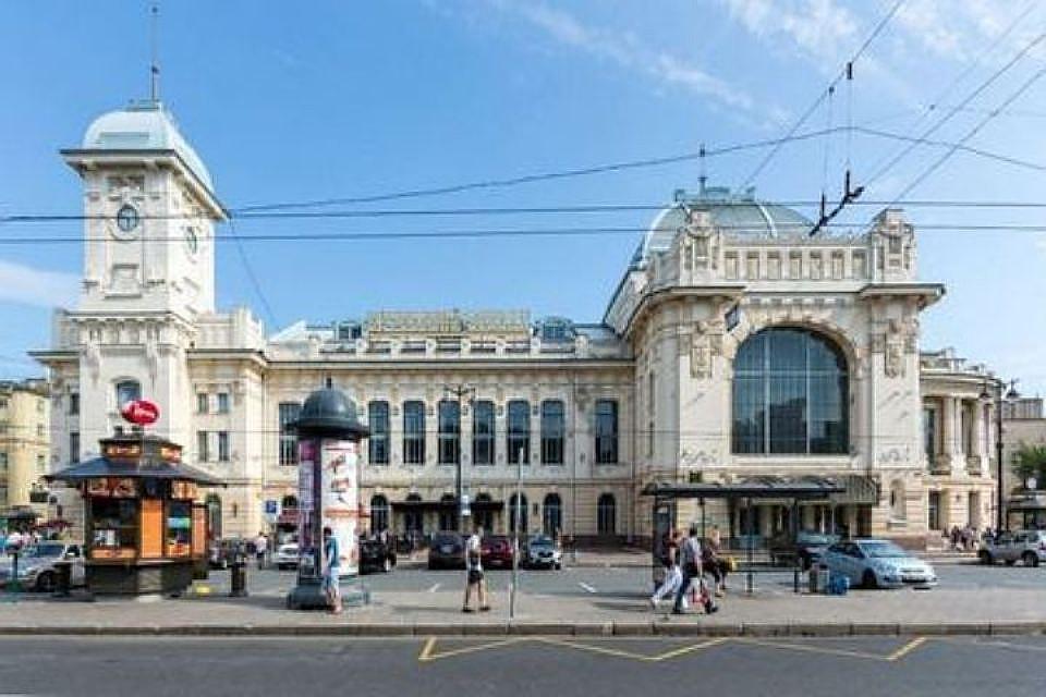 В северной столице кЧМ-2018 отреставрируют Витебский вокзал