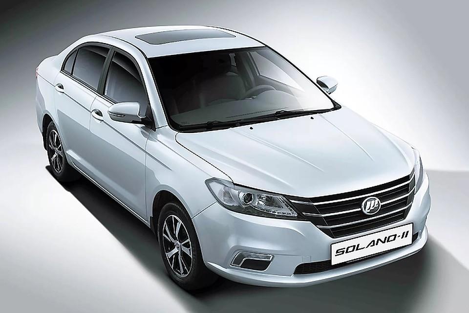Летом на русском рынке на11% возросли продажи китайских авто