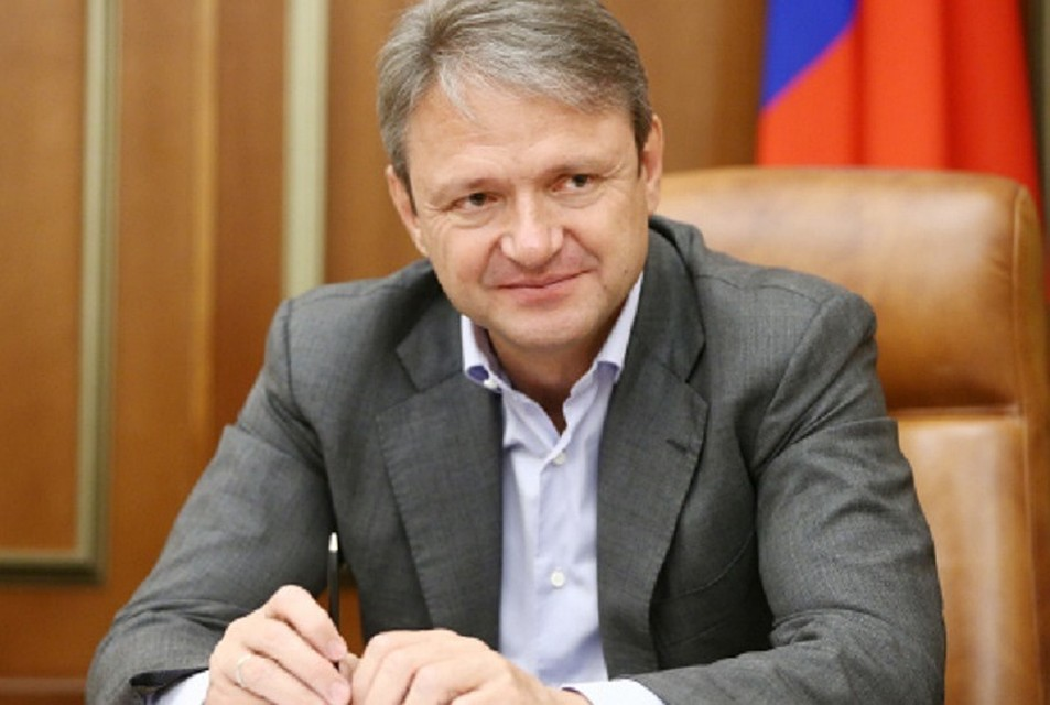 НаСтаврополье прибыл министр сельского хозяйстваРФ Александр Ткачев