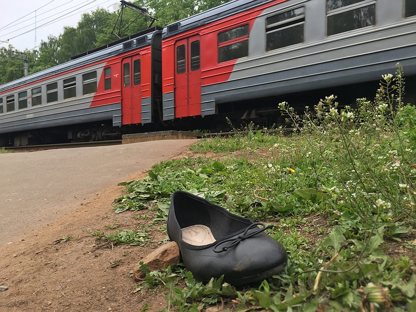 3-х летний ребенок попал под поезд вВоронеже