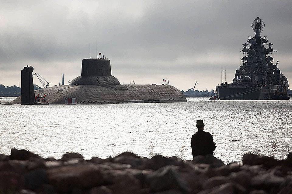 Путин приедет навоенно-морской парад вСанкт-Петербург