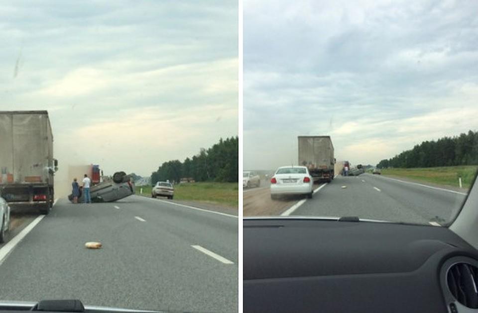 Набашкирской трассе отстолкновения с фургоном умер уфимец