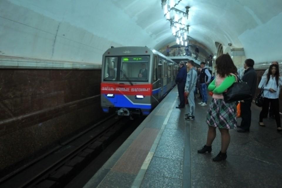 Милиция перекрыла станцию метро «Улица Академика Янгеля» в столице