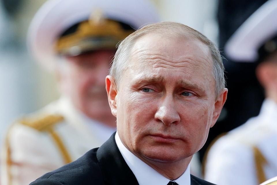 Владимир Путин подписал закон осписании долгов крымчан 01августа 2017 07:37