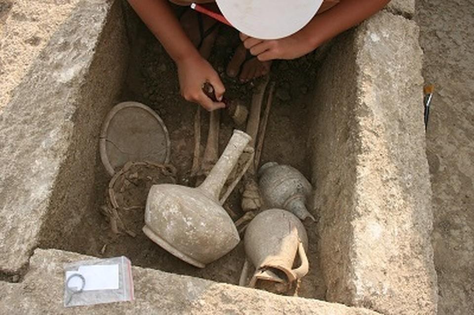 ВСочи откроют 1-ый музей античной культуры