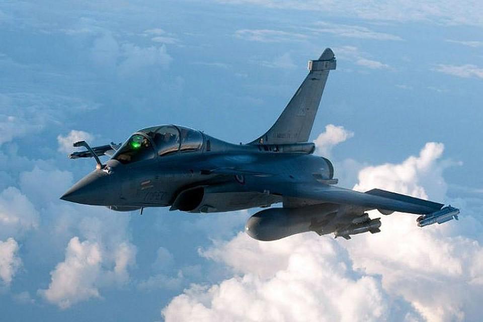 ВНАТО сообщили оперехвате 3-х русских самолетов