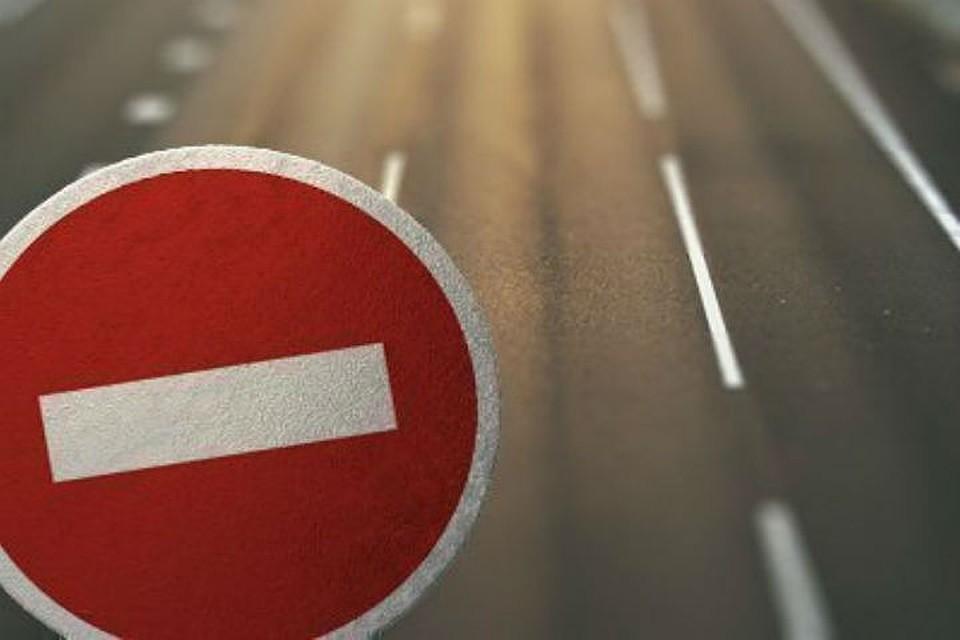 Дорожные работы наразвязке КАД сПулковским шоссе перекроют две полосы