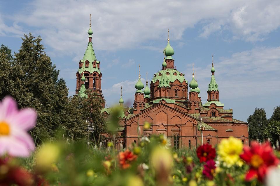 Индустриальный потенциал иархитектурный имидж стали причинами для гордости заЧелябинск