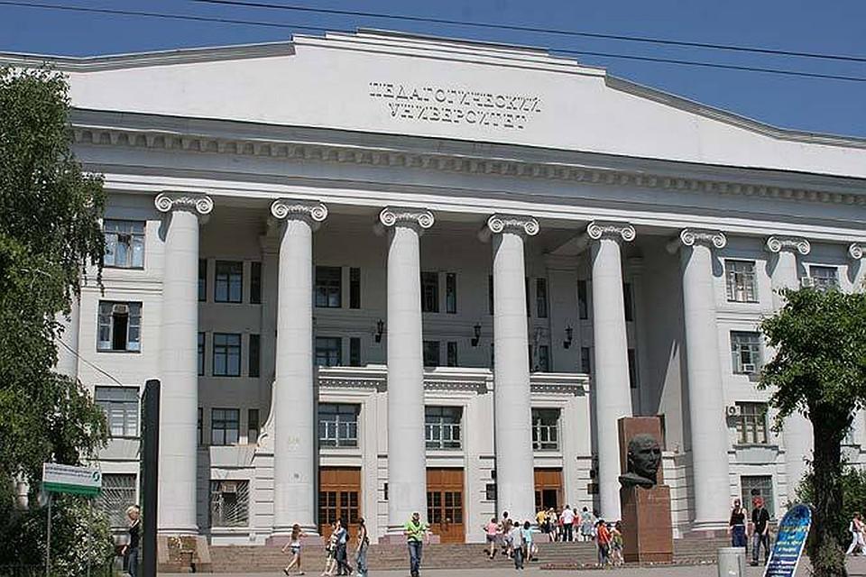 Настадионе педагогического университета вВолгограде произошел хлопок газа