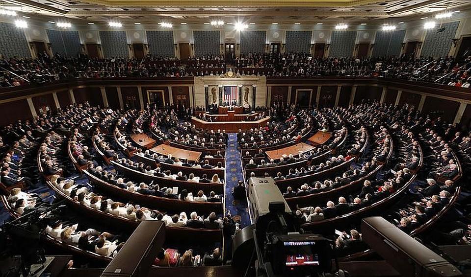 Съезд  США желает  отменить договор сРоссией оракетах
