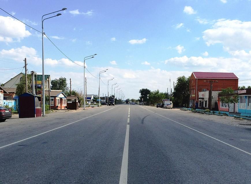 Росавтодор проинформировал озавершении капремонта участка дороги навъезде вВолгоград