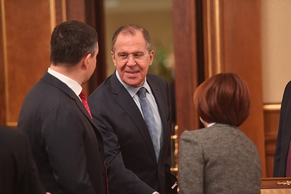 Глава МИД России Сергей Лавров завершил переговоры с госсекретарем Рексом Тиллерсоном