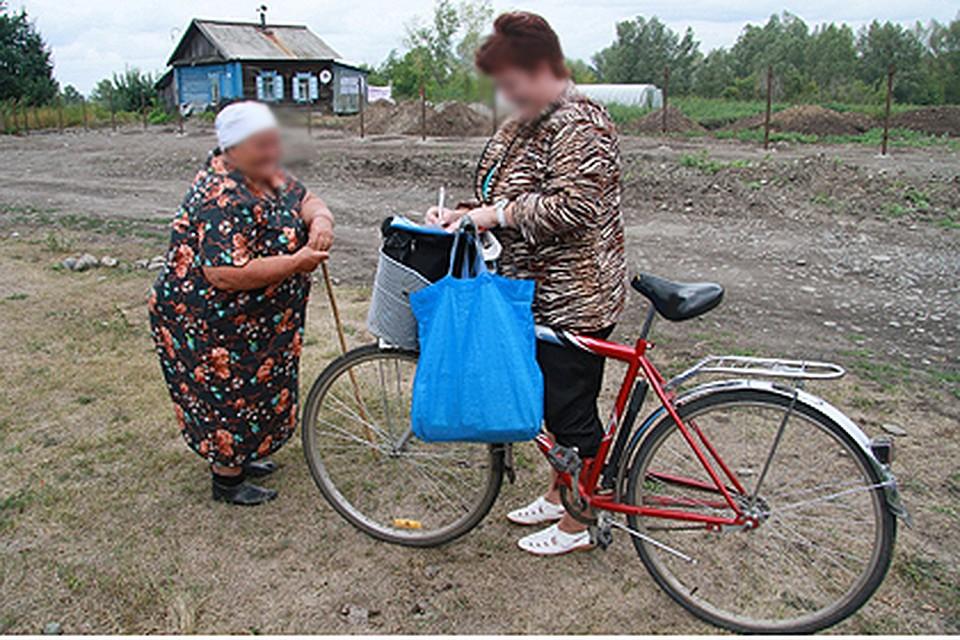 Почтальоны изВолгоградской области похитили 7 млн руб.