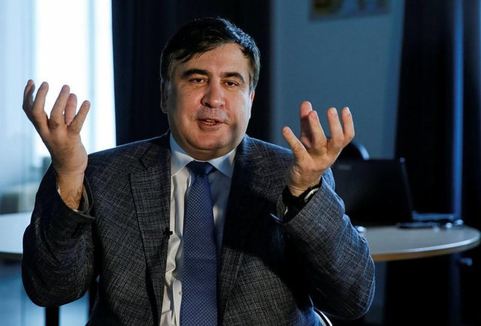 Грузия начала поиски Саакашвили вПольше