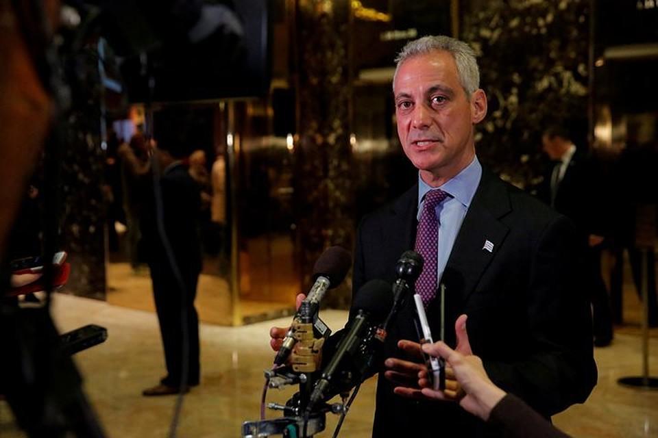 Мэр Чикаго направил исковое объявление всуд против администрации Дональда Трампа