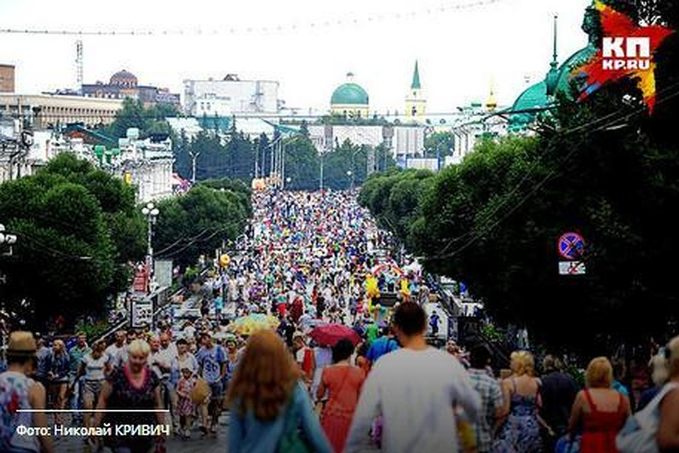 Улицу Ленина вОмске могут перекрывать каждые выходные