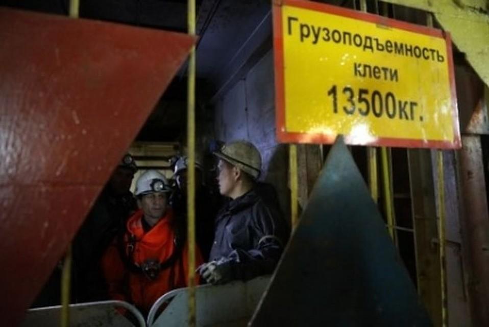 Путину оповестили оситуации нашахте «Мир» иопаводках вПриморье