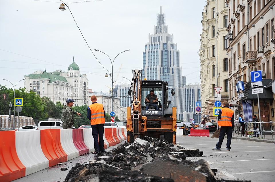 Трубная улица будет перекрыта из-за ремонта