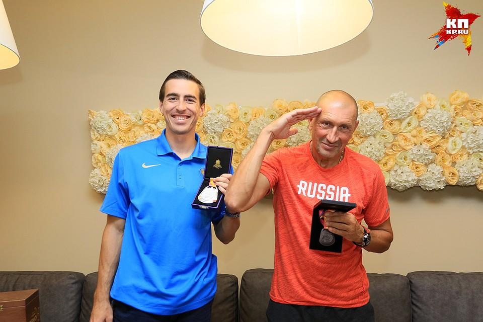 Кубанский легкоатлет одержал победу «серебро» чемпионата мира