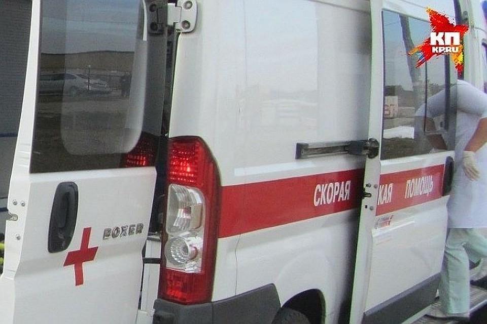 ВПодольске 2-летняя девочка выпала изокна жилого дома