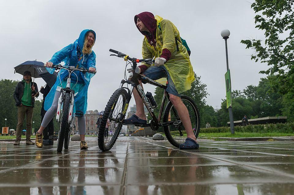 К 2019 вПетербурге появится еще 44км велодорожек