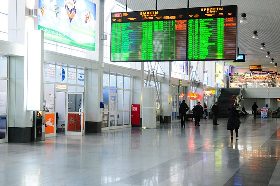 Росавиация дала «добро» нареконструкцию иркутского аэропорта
