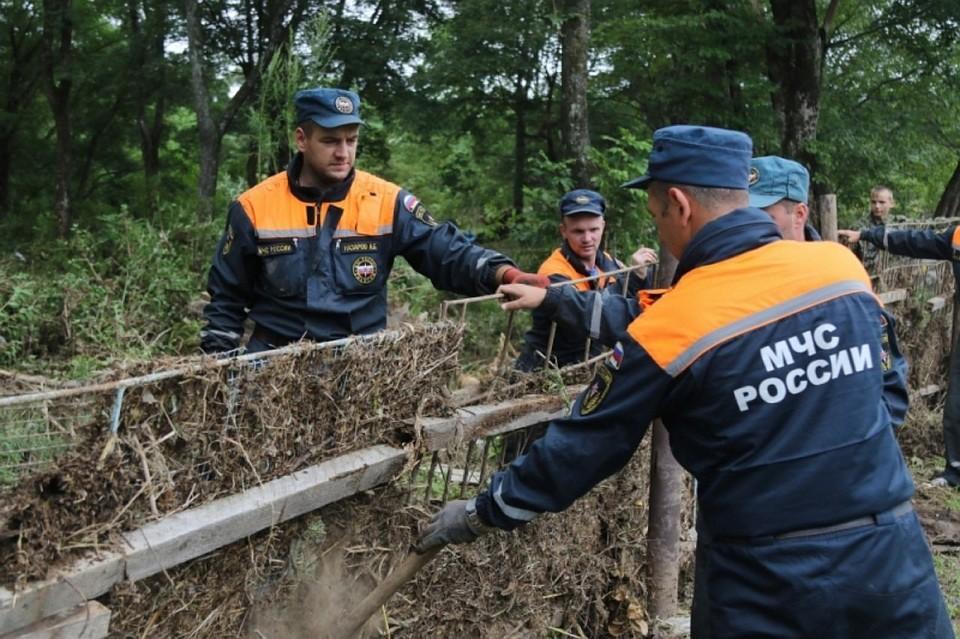 РФ является мировым лидером пооказанию гуманитарной помощи— МЧС