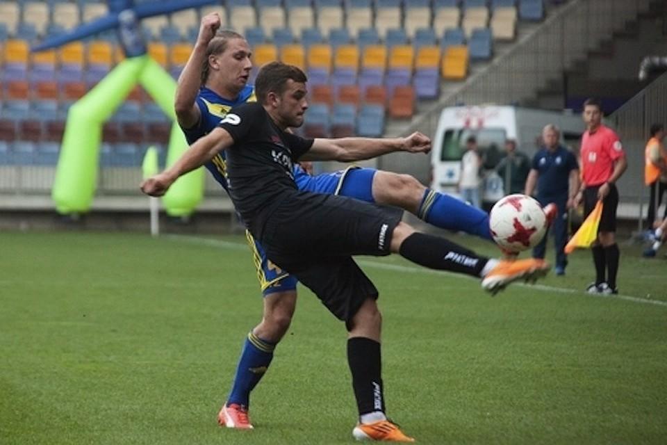 БАТЭ перед ответным матчем с«Александрией» три раза пропустила вчемпионате Белоруссии