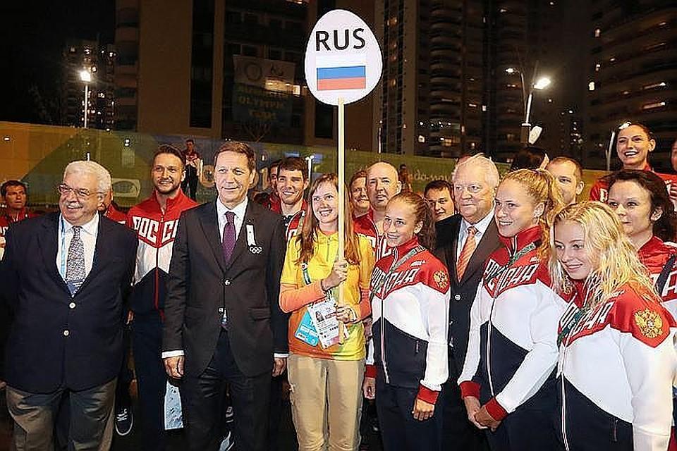 Петербургские спортсмены получат по5 млн руб.  запервое место наОИ
