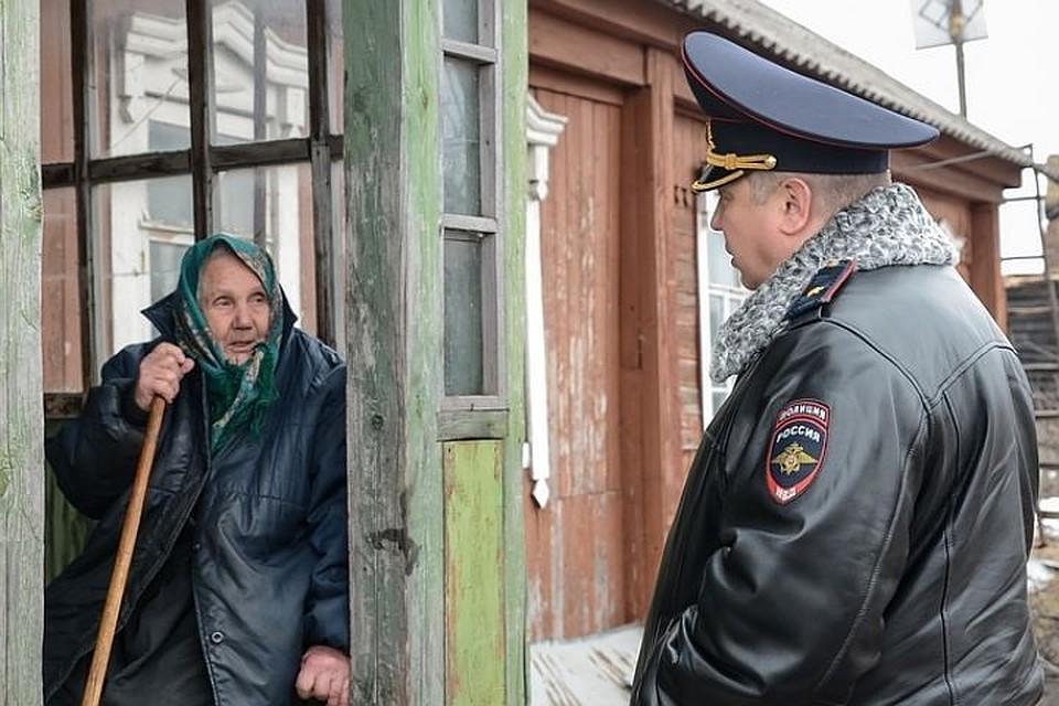 Николая Пилюгина представили личному составу Контрольно-ревизионного управления МВД Российской Федерации