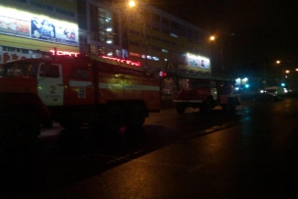 ВБрянске изТЦ Мельница эвакуировали 52 гостя