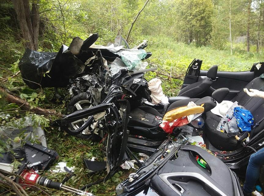ВБашкирии взагоревшемся автомобиле едва не умер ребенок