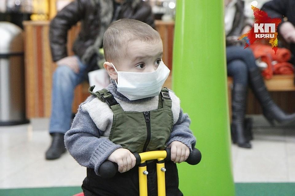 ВТатарстане против гриппа привито неменее 48 тыс. человек