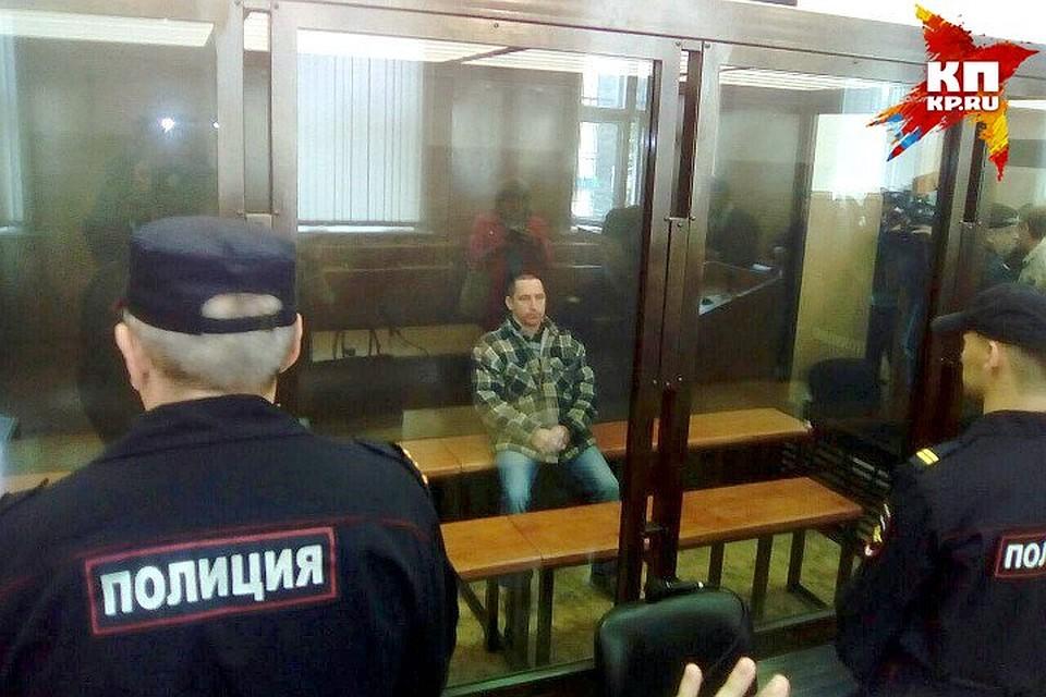«Тверской стрелок» признал вину иотказался отдачи показаний