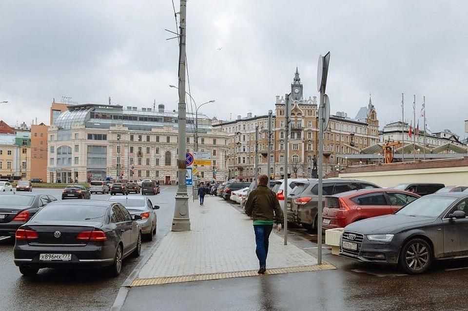 Неизвестные устроили стрельбу вцентральной части Москвы, один человек ранен