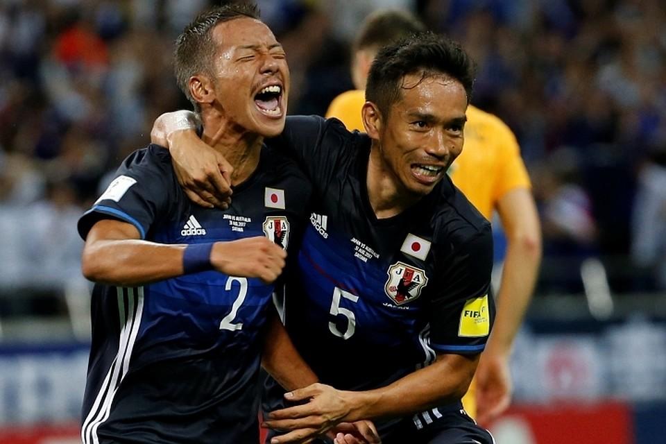 Япония квалифицировалась начемпионат мира в РФ