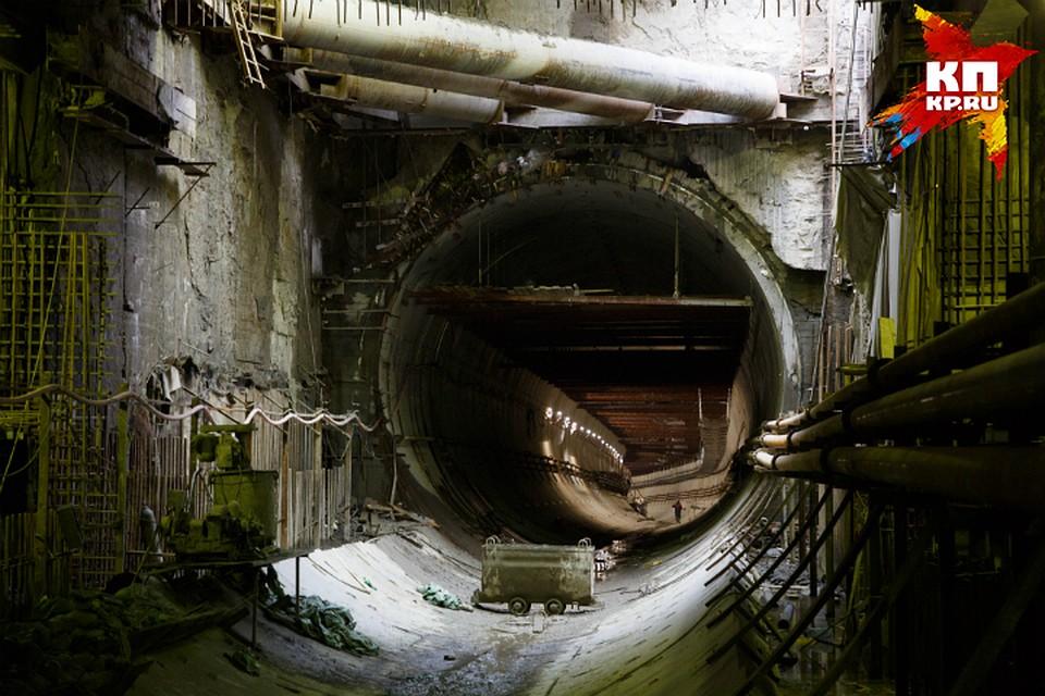 ВОмске возобновилось строительство метро